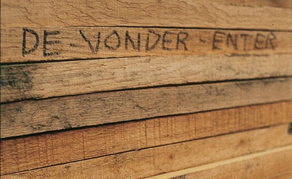 Vonder | massive dried oak